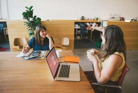 The Awesome Benefits of Coworking Spaces